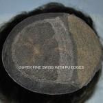 SUPER FINE SWISS WITH PU EDGES